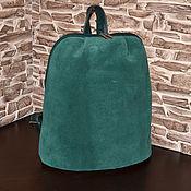 handmade. Livemaster - original item Model 544 Rucksack leather Backpack made of genuine leather. Handmade.