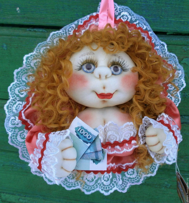 Как сделать куклу удачи