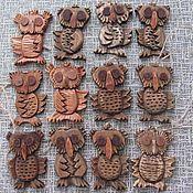 Подарки к праздникам handmade. Livemaster - original item Owl, talisman owl.. Handmade.