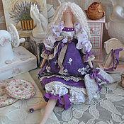 """Куклы и игрушки ручной работы. Ярмарка Мастеров - ручная работа Кукла в стиле Тильда """"Бархат ночи"""". Handmade."""
