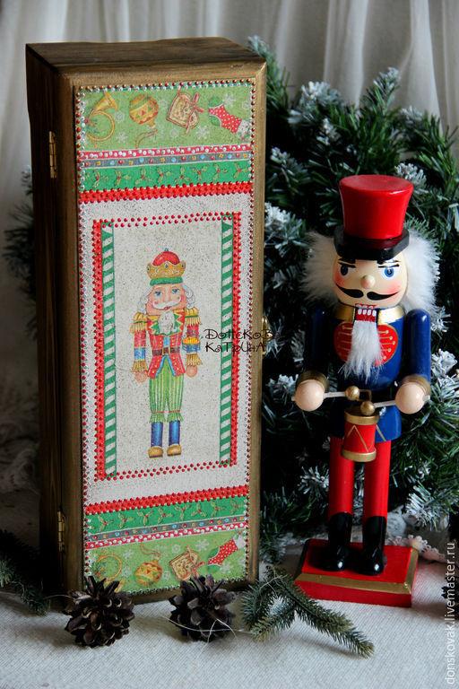 Подарки на новый год щелкунчик сбербанк