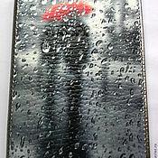 Сумки и аксессуары handmade. Livemaster - original item Passport cover One Rain for two. Handmade.