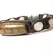 Украшения handmade. Livemaster - original item Bracelet with rose quartz. JI 9 eyes. BRACELET WITH MOONSTONE. Handmade.