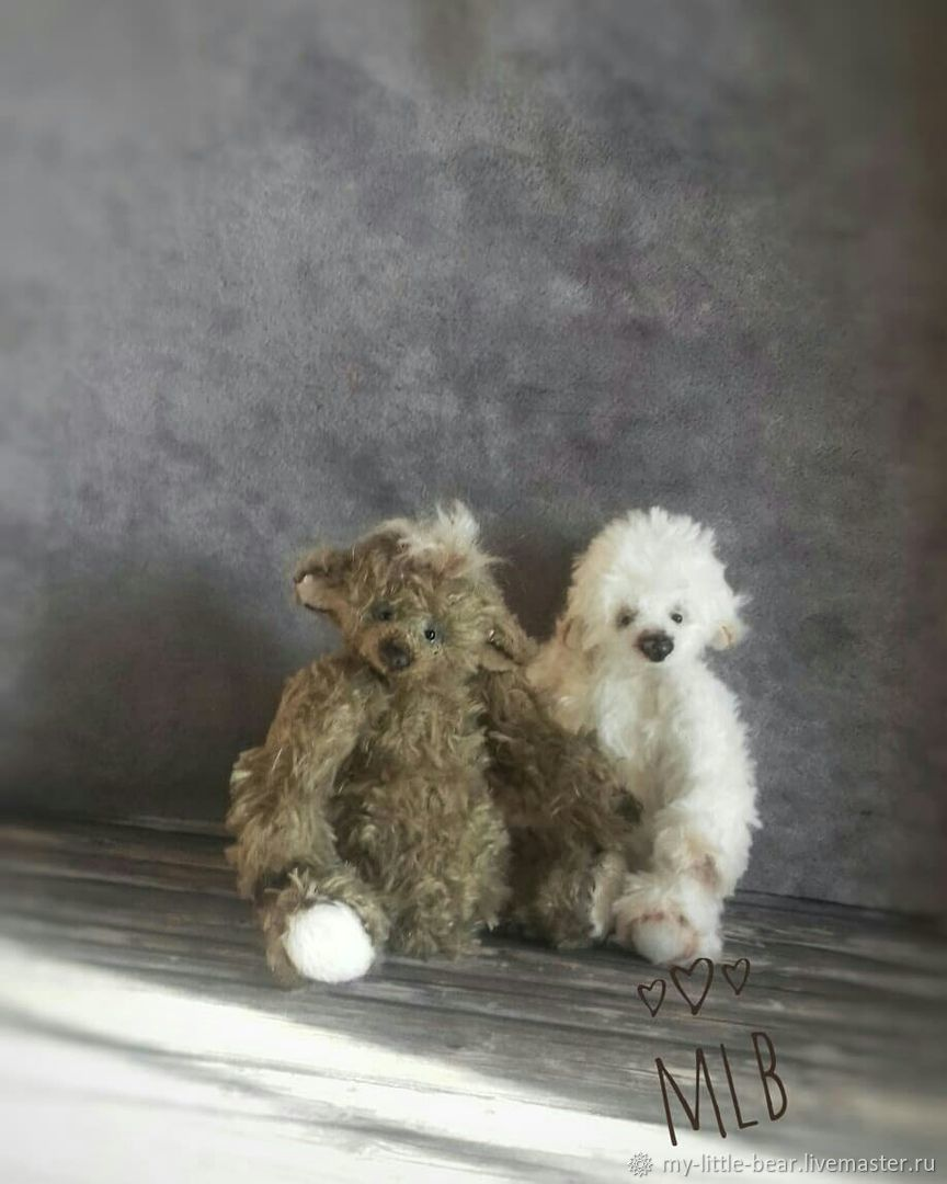 Лохматый мишка, Мишки Тедди, Иркутск,  Фото №1