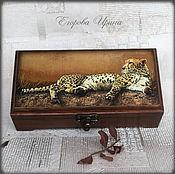 Для дома и интерьера handmade. Livemaster - original item Box copernica