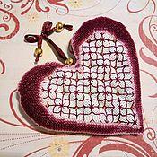 Подарки к праздникам ручной работы. Ярмарка Мастеров - ручная работа Сердце к дню Святого Валентина. Handmade.