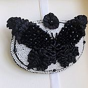 Брошь-булавка ручной работы. Ярмарка Мастеров - ручная работа Брошь Irena Butterfly. Handmade.