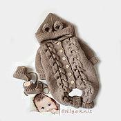 Одежда детская handmade. Livemaster - original item Children`s knitted jumpsuits. Handmade.