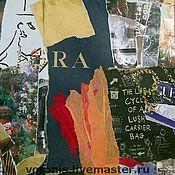 Картины и панно ручной работы. Ярмарка Мастеров - ручная работа Коллаж. Handmade.