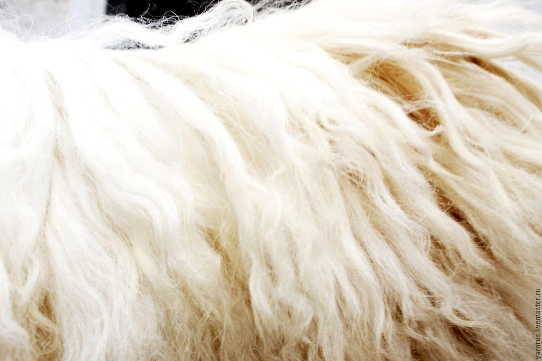 Curls for dolls from wool, Doll hair, Cherkessk,  Фото №1