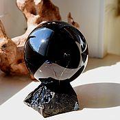 Фен-шуй и эзотерика handmade. Livemaster - original item Morion. ball 89,5 mm. Handmade.