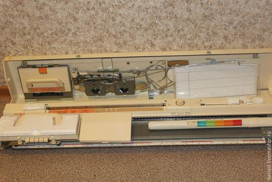 Вязание ручной работы. Ярмарка Мастеров - ручная работа. Купить Вязальная машина 5 класса  Brother KH 871, новая, Япония. Handmade.
