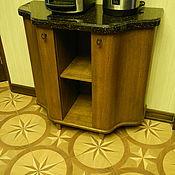 Для дома и интерьера ручной работы. Ярмарка Мастеров - ручная работа кухонная тумбочка. Handmade.
