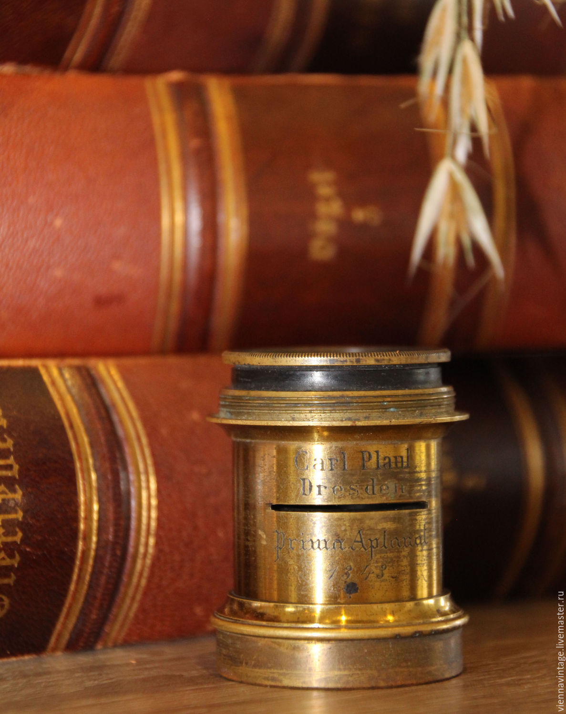 Винтаж: Антикварное увеличительное стекло, Винтажные сувениры, Санкт-Пёльтен, Фото №1