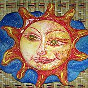Фен-шуй и эзотерика ручной работы. Ярмарка Мастеров - ручная работа Солнышко - символ оберег. Handmade.