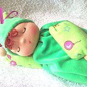 Куклы и игрушки ручной работы. Ярмарка Мастеров - ручная работа Засыпайка, 25 см. Handmade.