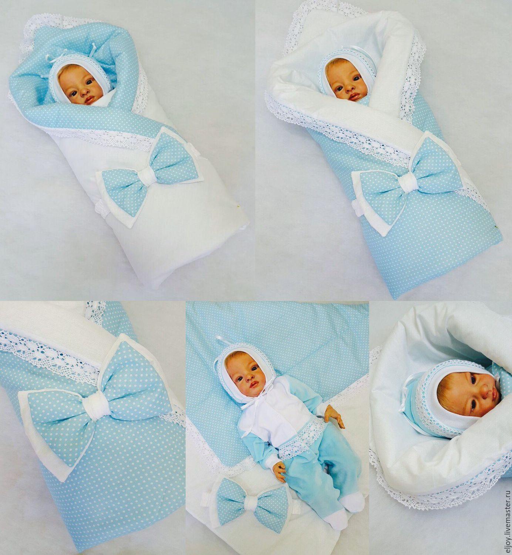 Конверт своими руками для новорожден 428