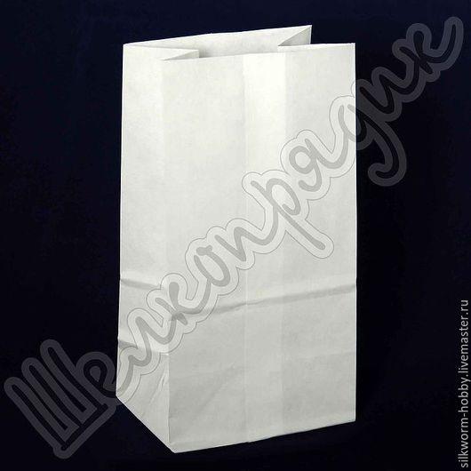 Упаковка ручной работы. Ярмарка Мастеров - ручная работа. Купить Крафт-пакет 19х10х7 белый. Handmade. Крафт-пакет, крафт