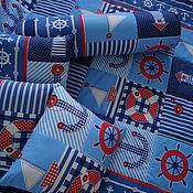 Комплекты постельного белья ручной работы. Ярмарка Мастеров - ручная работа Комплект для детской  покрывало+ подушки + валик подушка. Handmade.