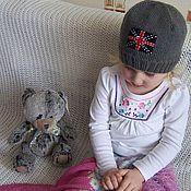 """Работы для детей, ручной работы. Ярмарка Мастеров - ручная работа шапки """"Флаги"""". Handmade."""