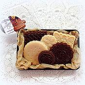 Мыло ручной работы. Ярмарка Мастеров - ручная работа Печенье набор мыла ручной работы в подарок. Handmade.