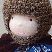 Куклы и игрушки ручной работы. Ярмарка Мастеров - ручная работа Рыцарь Мартин, текстильная кукла. Handmade.