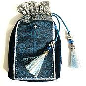 Фен-шуй и эзотерика handmade. Livemaster - original item Bag for the oracle