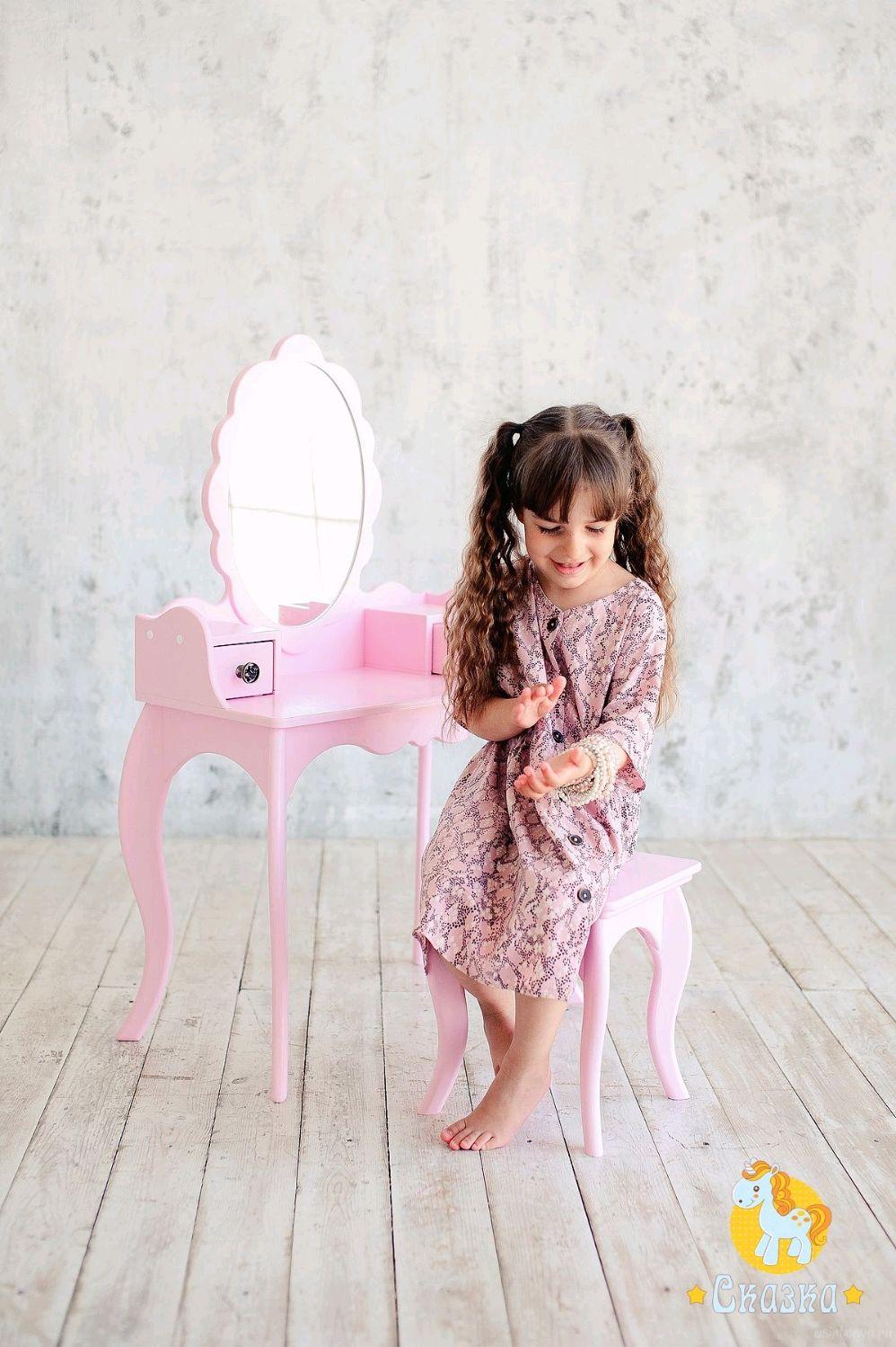 Туалетный столик, Мебель для кукол, Новосибирск,  Фото №1