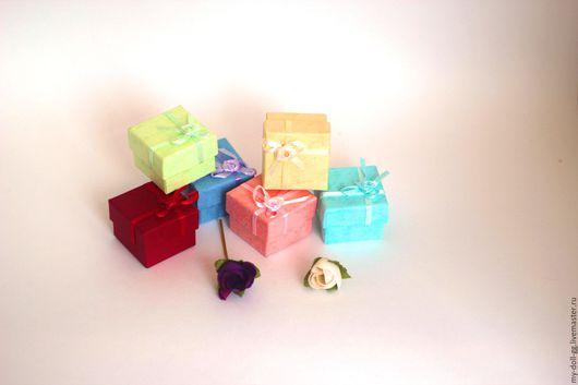 Куклы и игрушки ручной работы. Ярмарка Мастеров - ручная работа. Купить Коробочки для кукол квадратные. Handmade. Бежевый, для кукол, картон