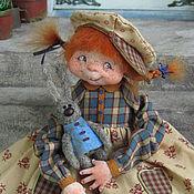"""Куклы и игрушки ручной работы. Ярмарка Мастеров - ручная работа """"Фулиганка Тува"""". Handmade."""