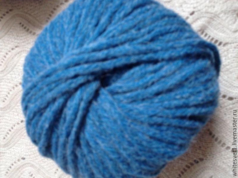 Объемная пряжа для ручного вязания