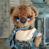 Куклы и игрушки handmade. Livemaster - original item Bear Sanych. Handmade.