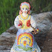 Сувениры и подарки handmade. Livemaster - original item Author bell