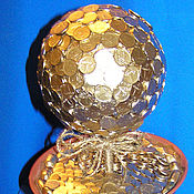 Для дома и интерьера ручной работы. Ярмарка Мастеров - ручная работа денежное дерево. Handmade.