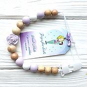 Работы для детей, handmade. Livemaster - original item Nipple holders