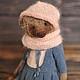 Мишки Тедди ручной работы. Ярмарка Мастеров - ручная работа. Купить Мишка......... Handmade. Коричневый, мишка в одежке, опилки древесные