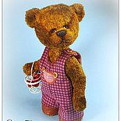 Куклы и игрушки ручной работы. Ярмарка Мастеров - ручная работа Мишка тедди Тимоша. Handmade.