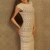 Одежда ручной работы. Ярмарка Мастеров - ручная работа Платье ,,Сладкая зефирка``. Handmade.