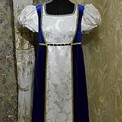 Одежда ручной работы. Ярмарка Мастеров - ручная работа Платье бальное историческое стилизованное. Handmade.