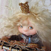 """Куклы и пупсы ручной работы. Ярмарка Мастеров - ручная работа """"Принцесса на горошине"""". Handmade."""