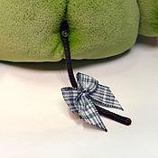 Куклы и игрушки ручной работы. Ярмарка Мастеров - ручная работа Слон Зелёный. Handmade.