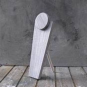 Стенды ручной работы. Ярмарка Мастеров - ручная работа Бюст для украшений. Подставка для колье. Handmade.