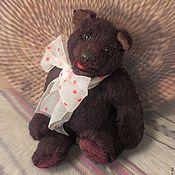 Куклы и игрушки ручной работы. Ярмарка Мастеров - ручная работа Мишка George I. Handmade.