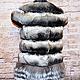 Верхняя одежда ручной работы. Заказать Жилет из шиншиллы , лисы и яка. Polinella Furs Exclusive. Ярмарка Мастеров. Купить шубу