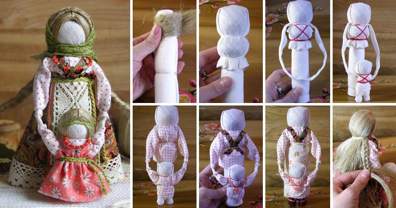 Кукла оберег своими руками мастер класс с фото