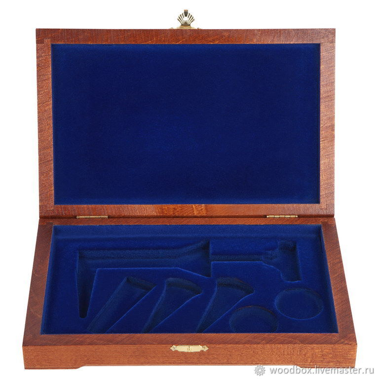 Box for a gift set of wine accessories, Box, Moscow,  Фото №1