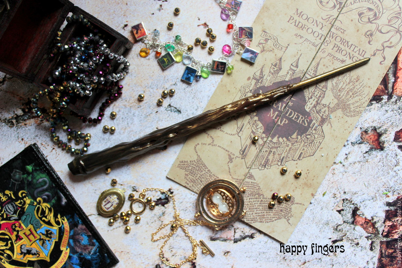 The author's Magic wand Harry Potter Harry Potter, Magic wand, Elektrostal,  Фото №1