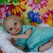 Куклы и игрушки ручной работы. Ярмарка Мастеров - ручная работа Продам новорожденную эльфочку из молда  Jasper Awake. Handmade.