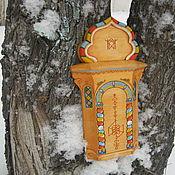 Фен-шуй и эзотерика handmade. Livemaster - original item Terem-Teremok who lives in the house. Handmade.