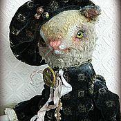 Куклы и игрушки ручной работы. Ярмарка Мастеров - ручная работа Кот Фицпатрик. Handmade.